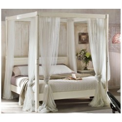 Letto matrimoniale a baldacchino - LM-3202/A | LM Line